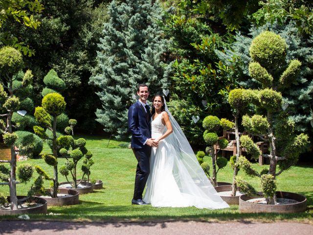 La boda de Héctor y Carla en Sant Fost De Campsentelles, Barcelona 37