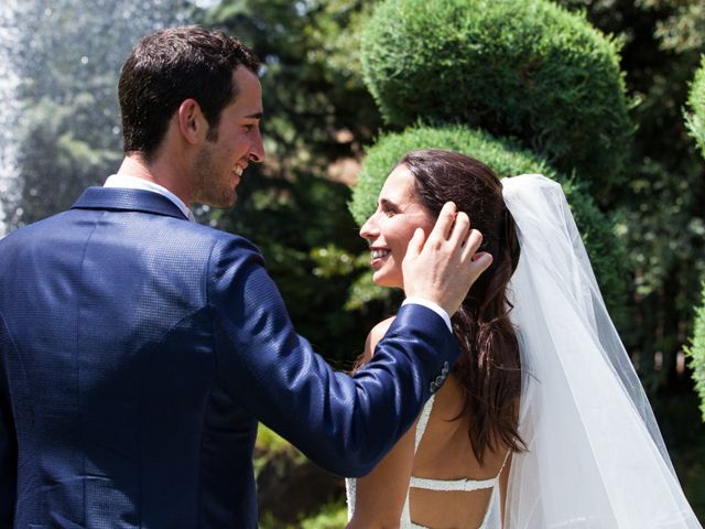 La boda de Héctor y Carla en Sant Fost De Campsentelles, Barcelona 39
