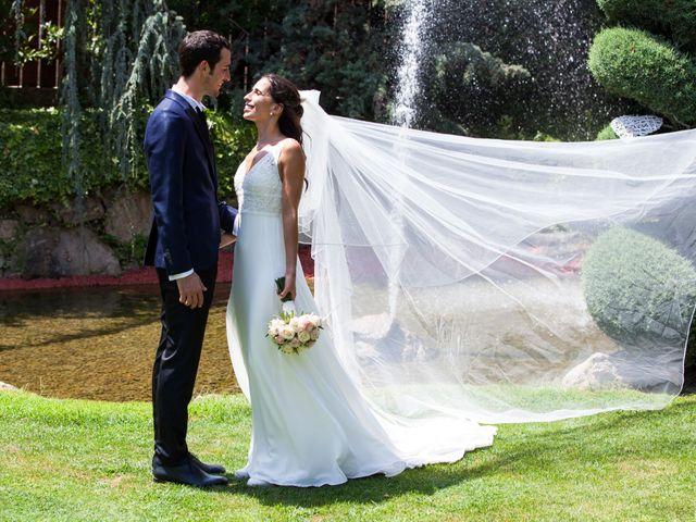 La boda de Héctor y Carla en Sant Fost De Campsentelles, Barcelona 40