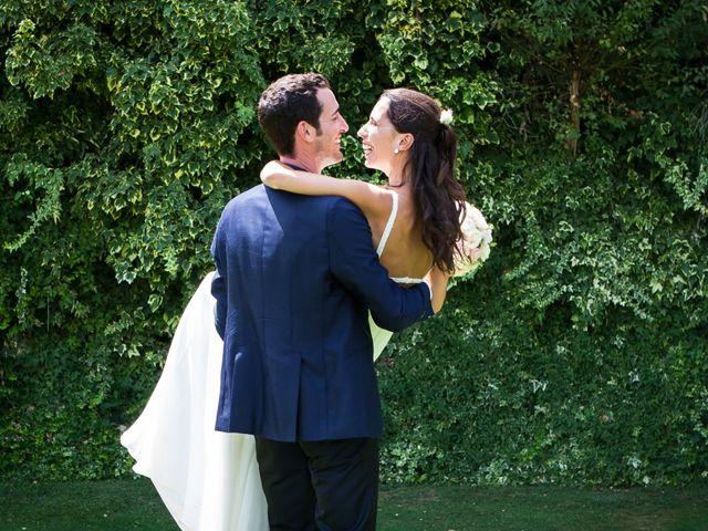La boda de Héctor y Carla en Sant Fost De Campsentelles, Barcelona 43