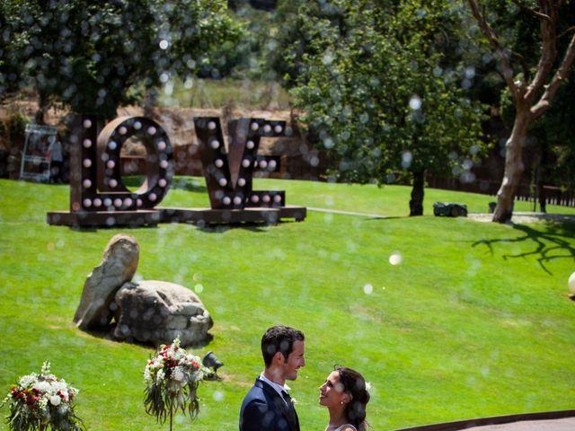 La boda de Héctor y Carla en Sant Fost De Campsentelles, Barcelona 47
