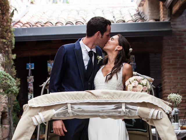 La boda de Héctor y Carla en Sant Fost De Campsentelles, Barcelona 53