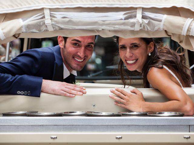 La boda de Héctor y Carla en Sant Fost De Campsentelles, Barcelona 54