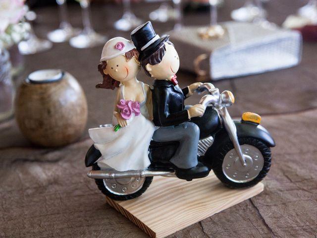 La boda de Héctor y Carla en Sant Fost De Campsentelles, Barcelona 58