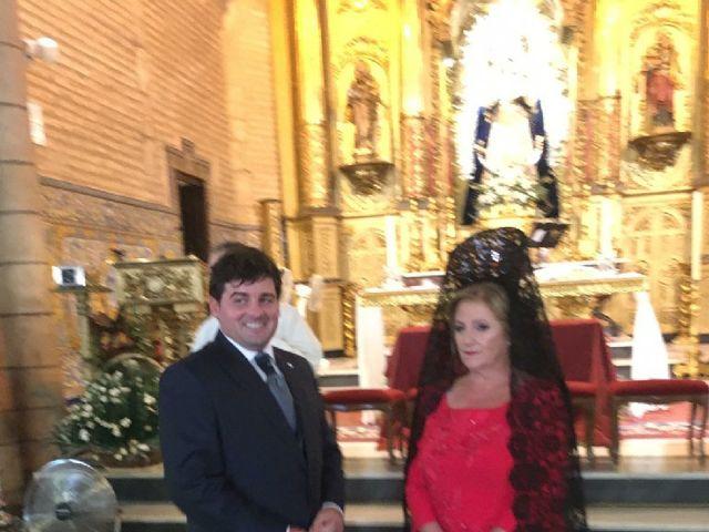 La boda de José Manuel  y Reyes en Coria Del Rio, Sevilla 5