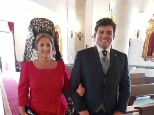 La boda de José Manuel  y Reyes en Coria Del Rio, Sevilla 6