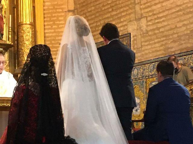La boda de José Manuel  y Reyes en Coria Del Rio, Sevilla 10