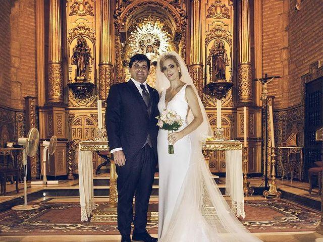 La boda de José Manuel  y Reyes en Coria Del Rio, Sevilla 16