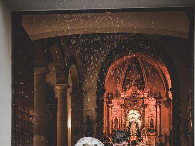 La boda de José Manuel  y Reyes en Coria Del Rio, Sevilla 17