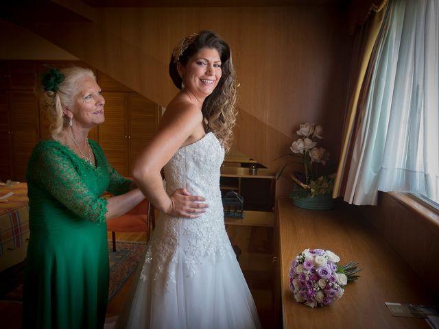La boda de Toni y Fanny en Ferrol, A Coruña 2