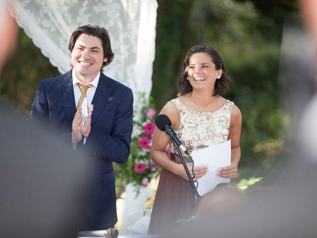La boda de Toni y Fanny en Ferrol, A Coruña 10