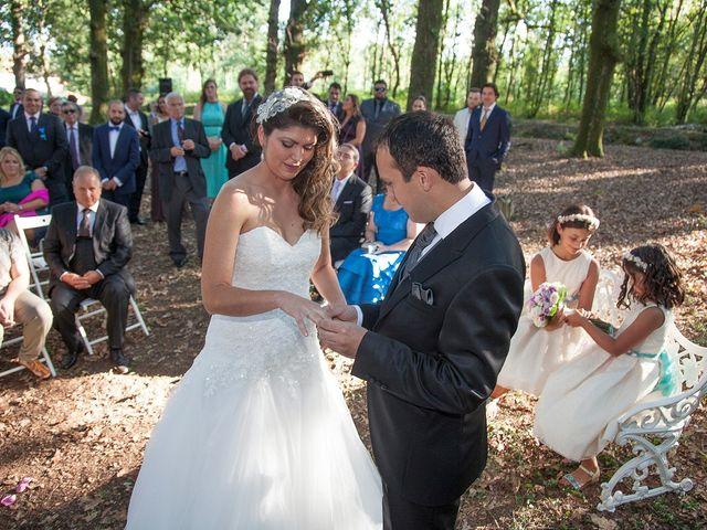 La boda de Toni y Fanny en Ferrol, A Coruña 12