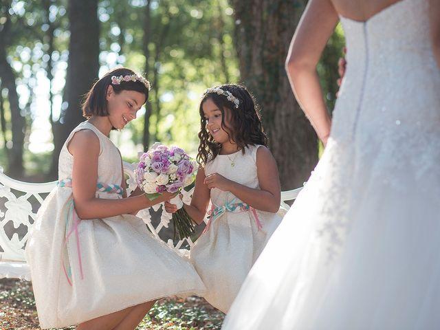 La boda de Toni y Fanny en Ferrol, A Coruña 15