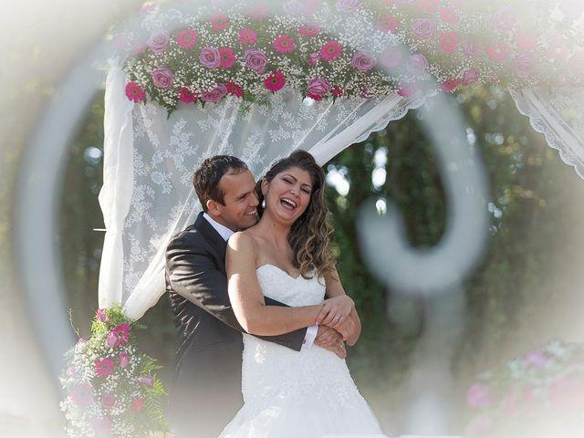 La boda de Fanny y Toni