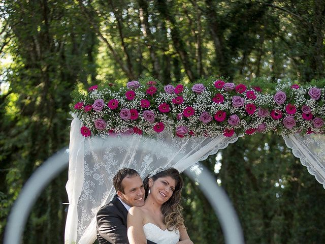 La boda de Toni y Fanny en Ferrol, A Coruña 19