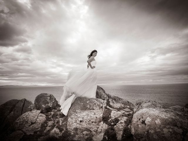 La boda de Toni y Fanny en Ferrol, A Coruña 35