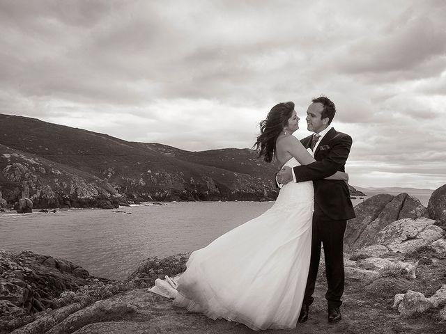 La boda de Toni y Fanny en Ferrol, A Coruña 36