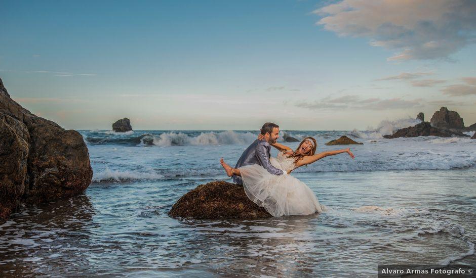 La boda de Jonnhy y Yurena en Candelaria, Santa Cruz de Tenerife