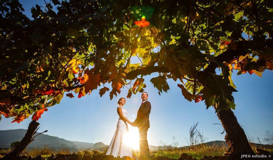 La boda de Fernando y Olga en Lardero, La Rioja