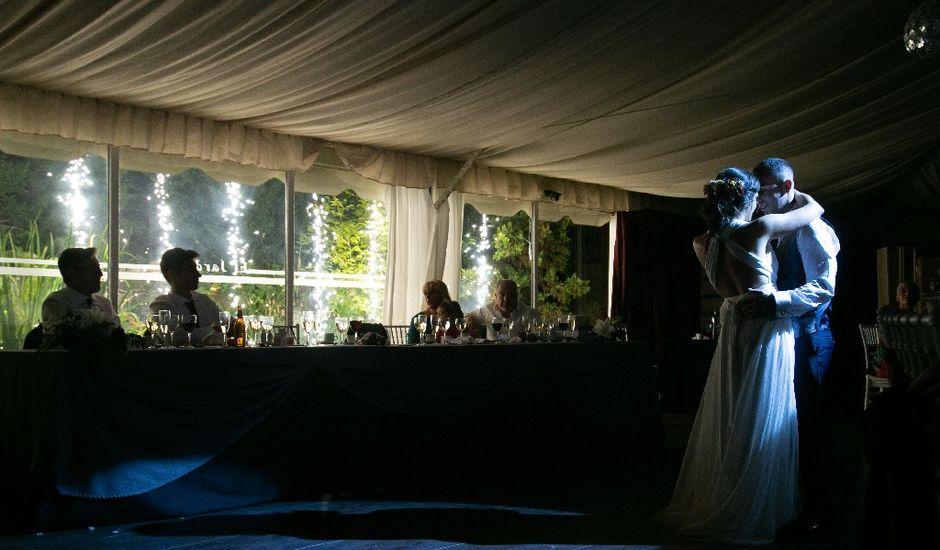 La boda de Alfredo y Eli en Palau De Plegamans, Barcelona