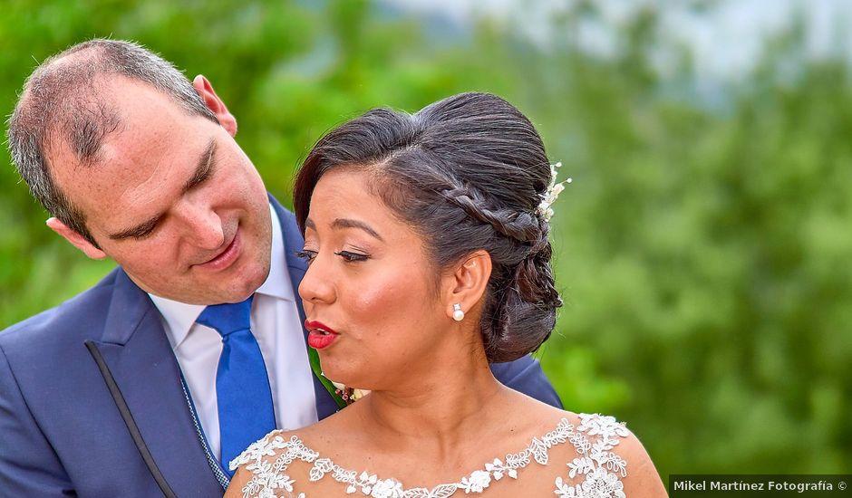 La boda de Unai y Sandy en Itziar, Guipúzcoa