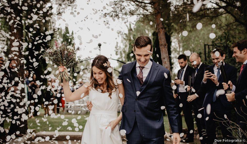 La boda de J. Bernabé y Irene en Valdetorres De Jarama, Madrid