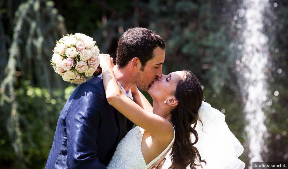 La boda de Héctor y Carla en Sant Fost De Campsentelles, Barcelona