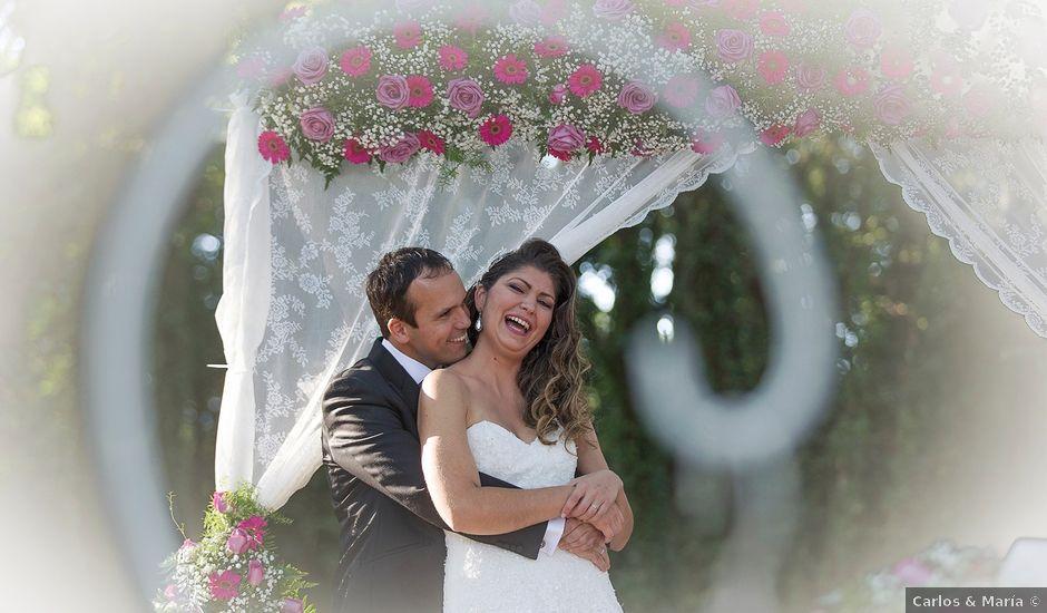 La boda de Toni y Fanny en Ferrol, A Coruña