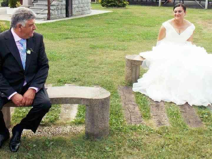 La boda de Sonia y Diego