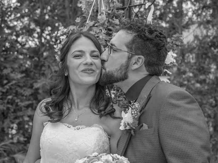 La boda de Gema y Manuel