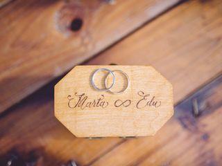 La boda de Marta y Edu 1