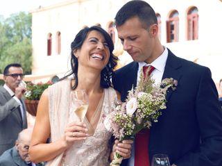La boda de Montse y Xàvi
