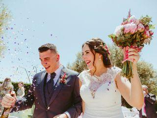 La boda de Ana María y Sergio