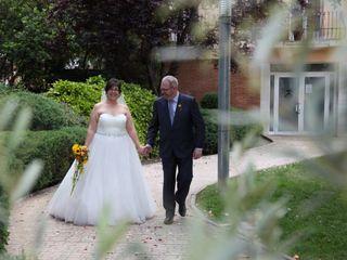 La boda de Sergi y Erica