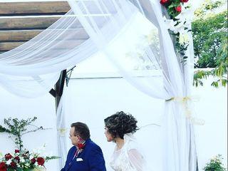 La boda de Elizabeth  y Emilio 3