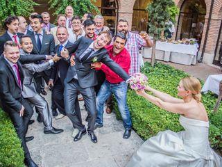 La boda de Yuli Marchenko y Valentin 3