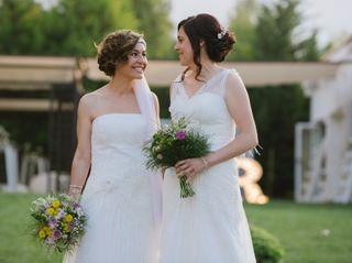 La boda de Raquel y Estefi
