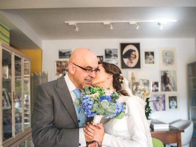 La boda de Peter y Chamari en Villacañas, Toledo 19