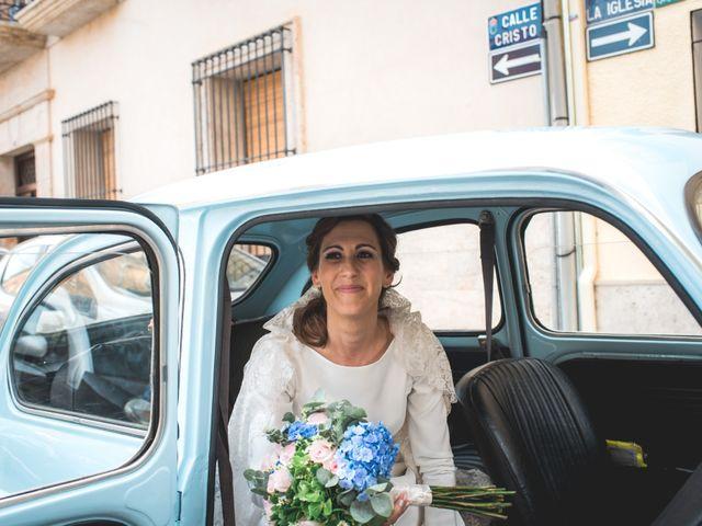 La boda de Peter y Chamari en Villacañas, Toledo 22