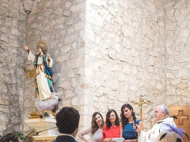La boda de Peter y Chamari en Villacañas, Toledo 27