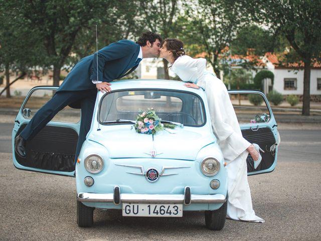 La boda de Chamari y Peter