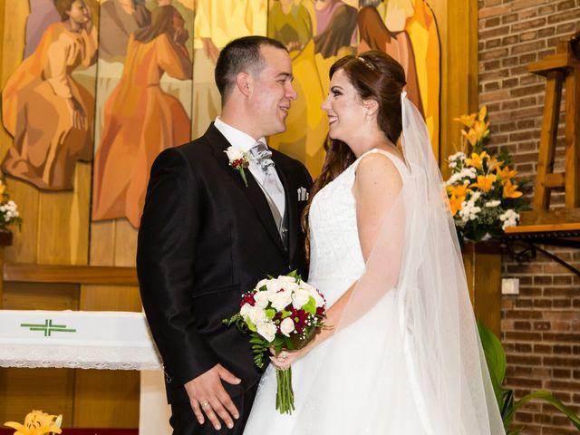 La boda de Alberto y Lucia en Toledo, Toledo 12