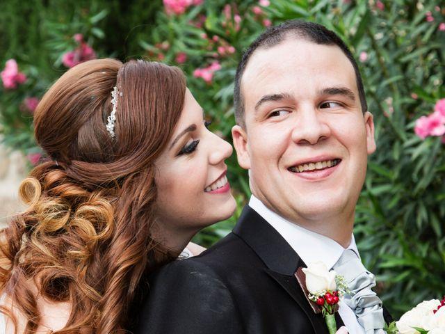 La boda de Alberto y Lucia en Toledo, Toledo 15