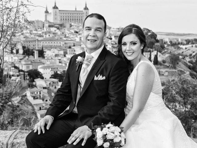 La boda de Alberto y Lucia en Toledo, Toledo 1
