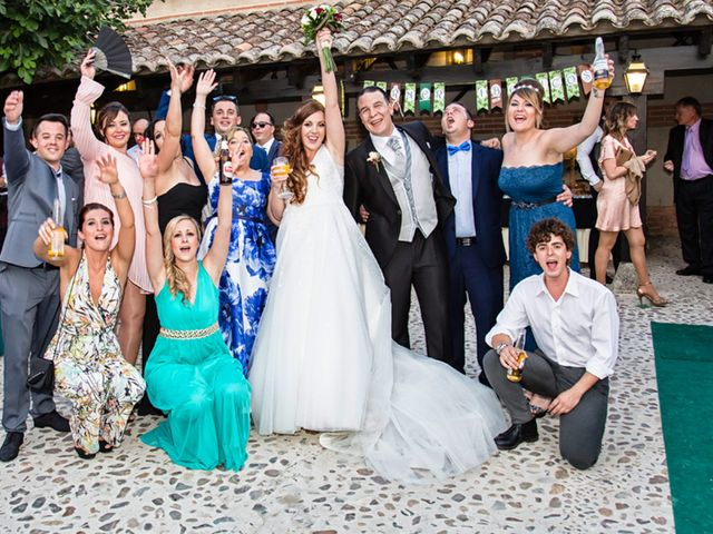 La boda de Alberto y Lucia en Toledo, Toledo 16