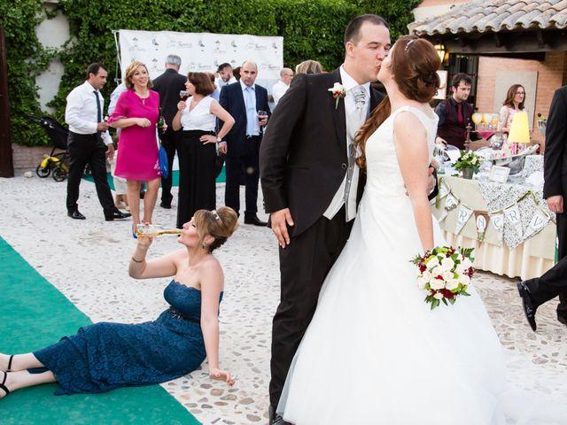 La boda de Alberto y Lucia en Toledo, Toledo 19