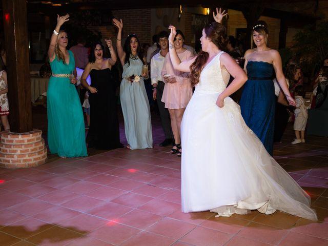 La boda de Alberto y Lucia en Toledo, Toledo 21