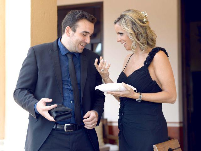 La boda de Xàvi y Montse en Lloret De Mar, Girona 9