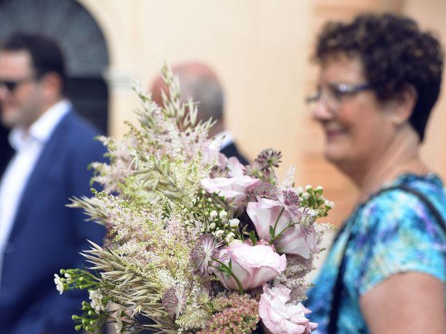 La boda de Xàvi y Montse en Lloret De Mar, Girona 12