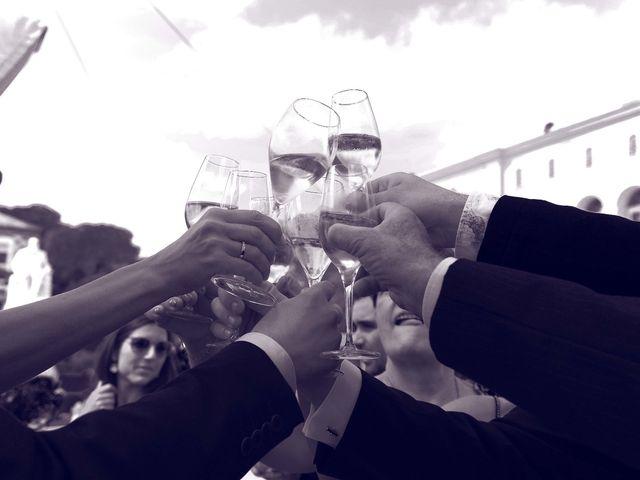 La boda de Xàvi y Montse en Lloret De Mar, Girona 29